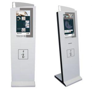 Сенсорные информационные киоски (терминалы)