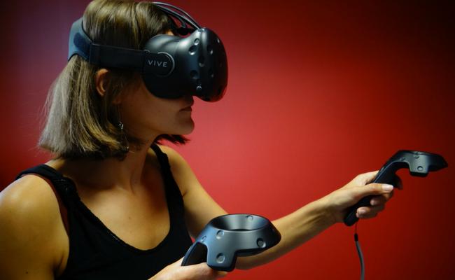 технология виртуальной реальности «телепортируют» покупателя в магазин
