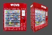 CVS Pharmacy установит торговые автоматы вне аптек