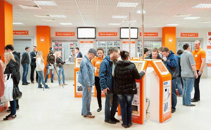 Автоматизация позволила Ситилинк увеличить продажи в 2017 году на 30%