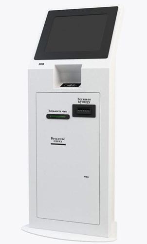 Платежные терминалы в Транскапиталбанке