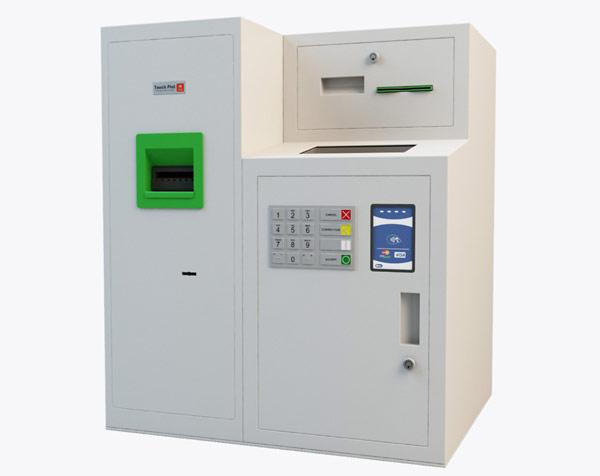 Устройство самоинкассации TouchPlat ADM-04 для Транскапиталбанка