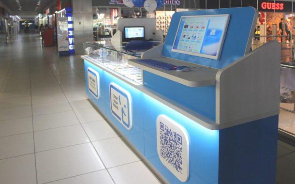 Сети мебельных магазинов требуются терминалы самообслуживания