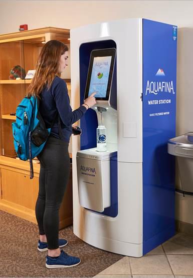 Торговые автоматы PepsiCo