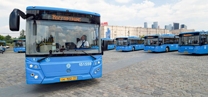Автоматизация транспортных предприятий