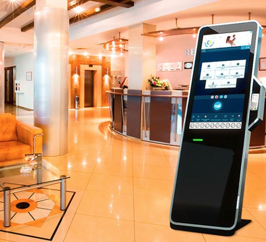 Интерактивный киоск Представительский в гостинице