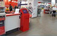 Терминалы выдачи заказов установлены в магазинах «М.Видео»