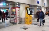 Терминал заказа такси Gett установлен в аэропорту Домодедово