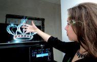 Астраханская компания Displair представила интерактивный безэкранный дисплей