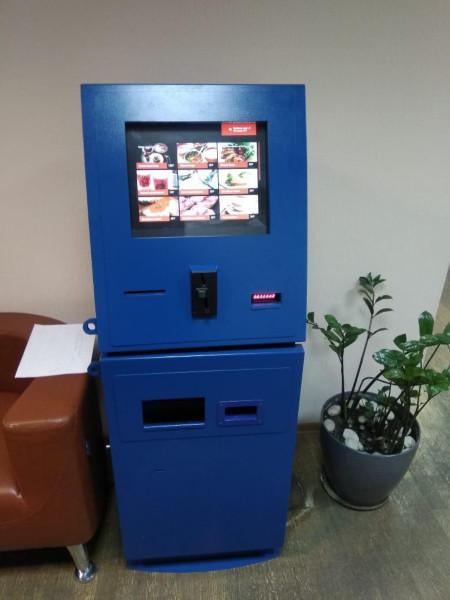 Электронный кассир «Урбан Софт» для оплаты обедов в столовой