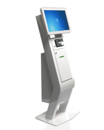 Многофункциональный информационный терминал для электронной регистратуры