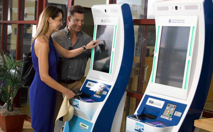 Интерактивный терминал с туристическим гидом заработал в екатеринбургском аэропорту