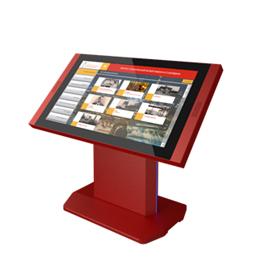 Интерактивный стол «ТМ-7» - широкоформатный сенсорный киоск