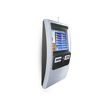 Настенный платежный терминал «Спайдер» предназначен для установки внутри помещения на стену
