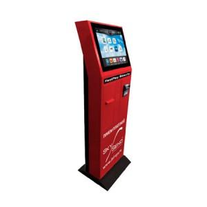 Уличный платежный терминал FastPay Street V - устройство приёма платежей