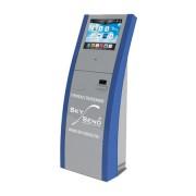 Терминал приёма платежей FastPay Classic рассчитан на напольную установку внутри помещений