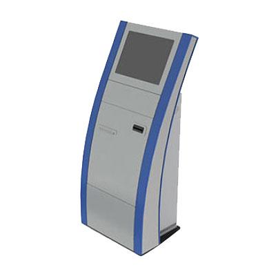 Сенсорный киоск ТМ-1 ЭЛЕГАНТ номерковый аппарат для систем электронной очереди