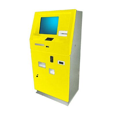 Платежный терминал «ТМ-5 ПРМ» (платёжно-расчетный модуль) - автомат для банковских операций