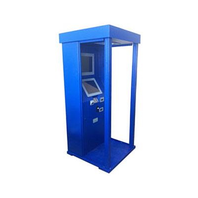 Платежный терминал «ТМ-4 Будка» (улица) - аппарат самообслуживания