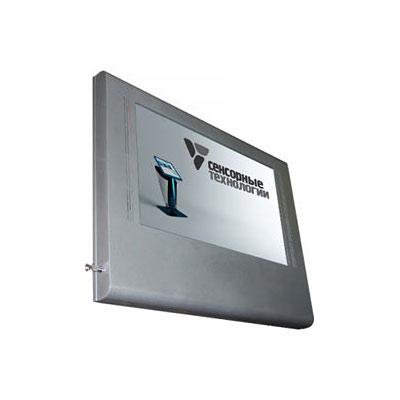 Сенсорная панель 42 дюйма - настенный интерактивный киоск