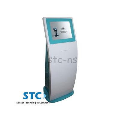 Терминал «Электронная очередь» - интерактивный киоск / диспенсер талонов.