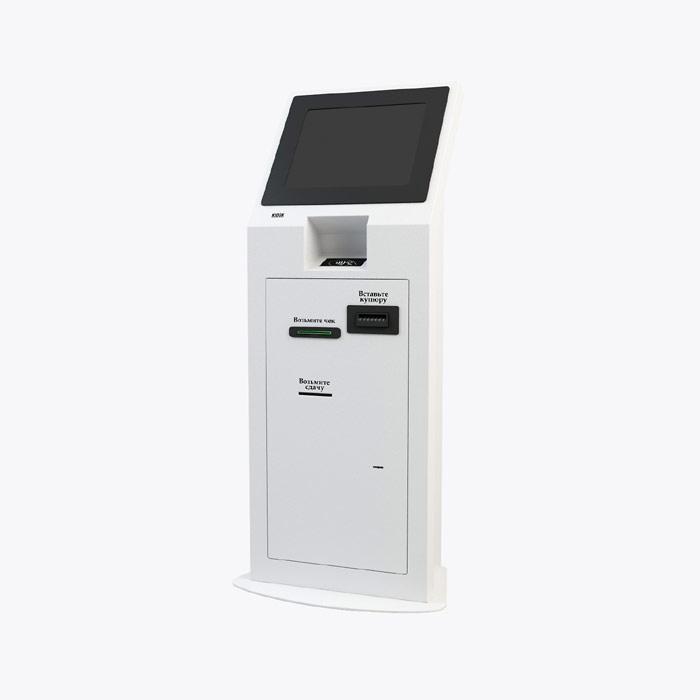 Терминалы самообслуживания «TouchPlat»