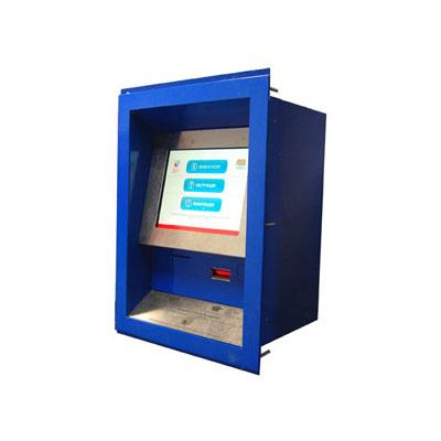 Компактный платежный терминал «УЛИЦА МИНИ 1.10.2» - аппарат приема платежей для встраивания в стену