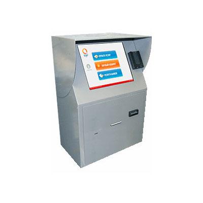 Платежный терминал «УЛИЦА МИНИ 1.23.2» - компактный антивандальный терминал оплаты