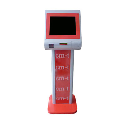 Информационный терминал CMT Info kiosk