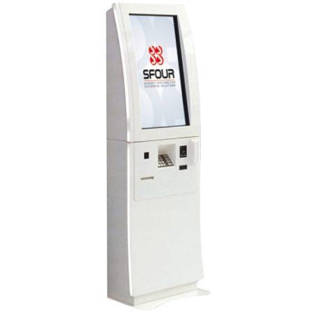 Автоматическая касса SFOUR «Elegant» - терминал самообслуживания