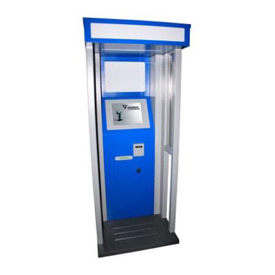 Платежный терминал «Будка открытая» - аппарат приёма платежей для установки на улице