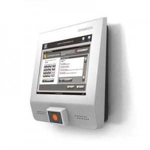 Информационный киоск «ШТРИХ-INFO v.4» - компактный настенный терминал самообслуживания для ритейла