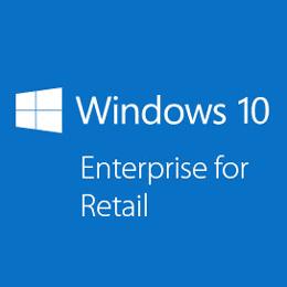 Windows® 10 IoT Enterprise for Retail – самая дешевая ОС для ритейла