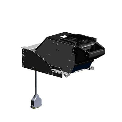 Валидатор Bulk Note Loader для приема купюр пачкой используется в терминалах самообслуживания и банкоматах