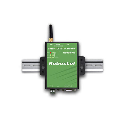 Модем Robustel GoRugged M1000 Pro с автоматическим GPRS-соединением