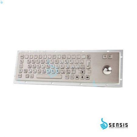 Антивандальная клавиатура SZZT ZT599B