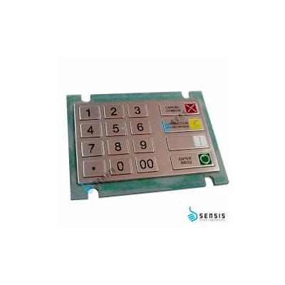 Криптованный пин-пад SZZT ZT596E для интегрирования в устройства самообслуживания