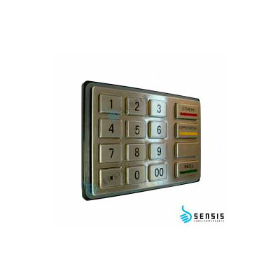 SZZT ZT588Сa криптованный PIN PAD