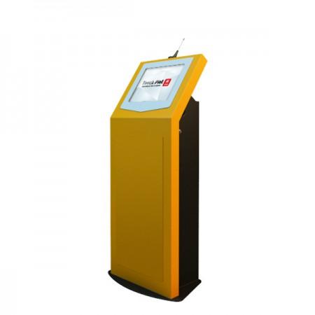 Информационный киоск К-21 - сенсорный терминал для информирования клиентов