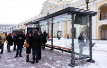 В Петербурге появятся автобусные остановки с платежными терминалами и Wi-Fi