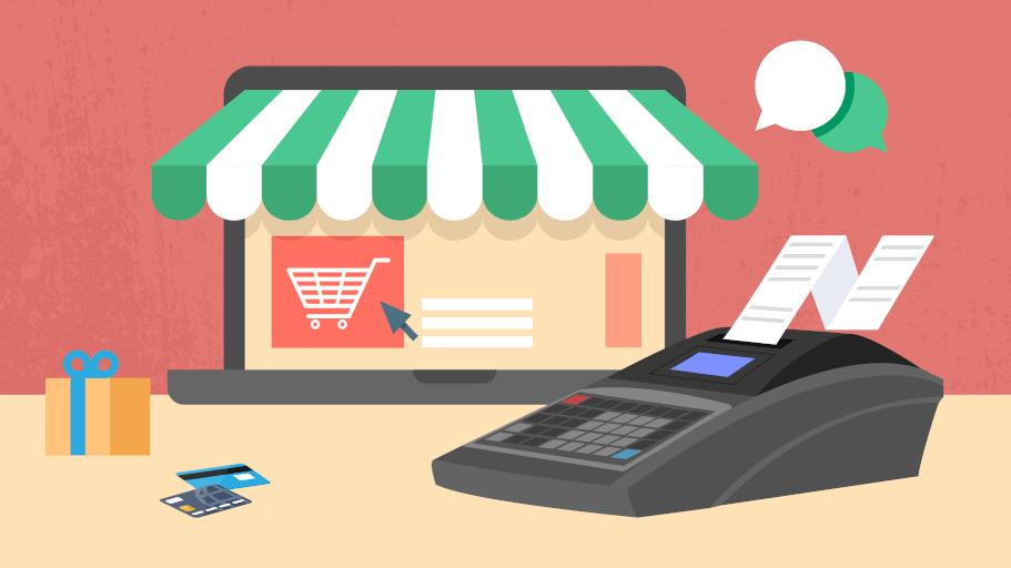 Интернет магазины обязали использовать онлайн-кассы