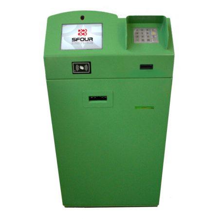 Устройство для самоинкассации SFOUR АДМ-2 - автоматическая депозитная машина.