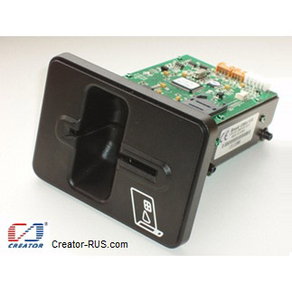 Кардридер ручной CREATOR CRT-288K