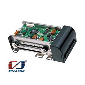 Кардридер моторизованный гибридный CRT-310
