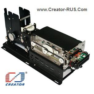 Манипулятор / диспенсер CREATOR CRT-591 для приёма, выдачи и записи карт