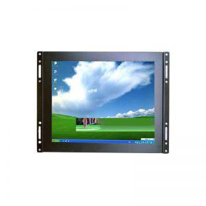 Встраиваемый монитор Open Frame повышенной яркости 1000 cd/m2 размером 12.1 - 15 дюймов