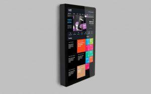 Компания Сенсорные Системы сообщает о выпуске новых сенсорных киосков Elo Line 2794