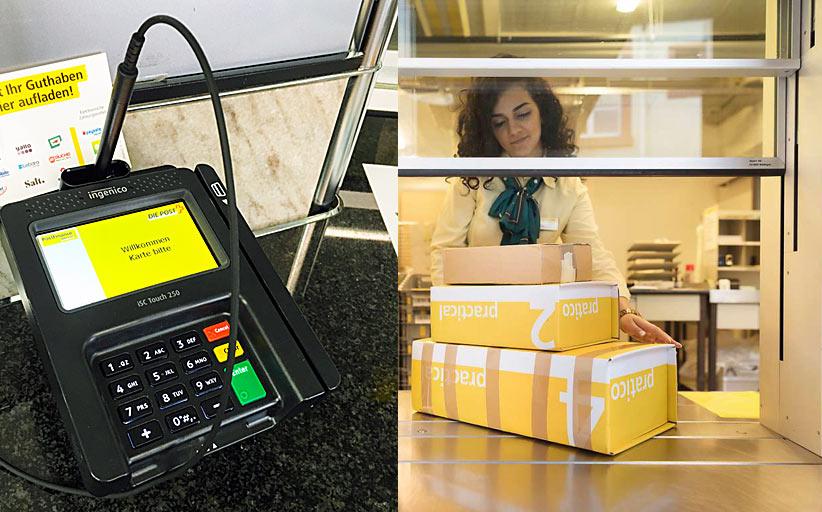 Платежные терминалы Ingenico заменили старое оборудование в отделениях Swiss Post