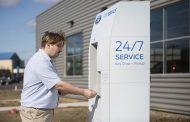Ford Motor устанавливает киоски самообслуживания в сервис-центрах