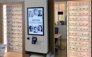 Интерактивные киоски Happyview автоматизируют продажу очков